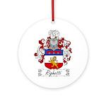 Righetti Family Crest  Ornament (Round)
