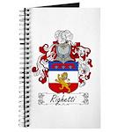 Righetti Family Crest Journal