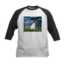 Jack Russell & Lilies Tee