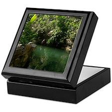 Paradise River Keepsake Box