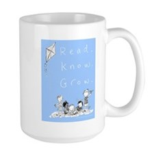 Children Read.Know.Grow. Mug