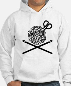 Pirate Crochet Jumper Hoody