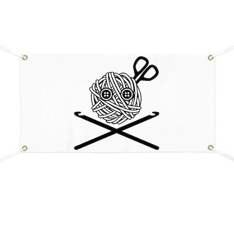 Pirate Crochet Banner