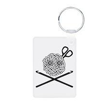 Pirate Crochet Keychains