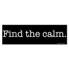 Calm Bumper