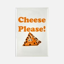 Cheese Please! Rectangle Magnet