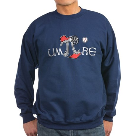 Funny um-Pi-re Sweatshirt (dark)