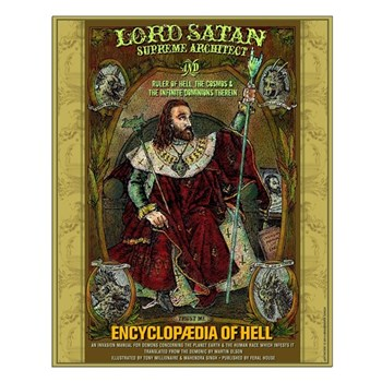 Encyclopaedia of Hell: Small Poster