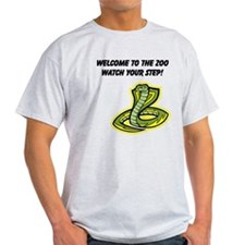 Welcome To The Zoo T-Shirt