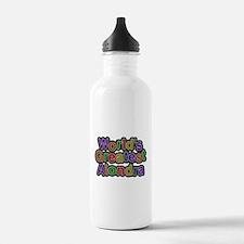 Worlds Greatest Alondra Water Bottle