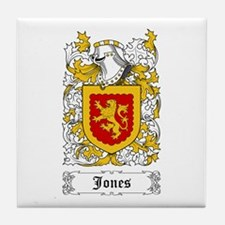 Jones I Tile Coaster