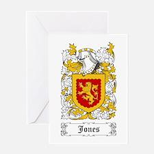 Jones I Greeting Card