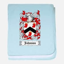 Johnson I baby blanket