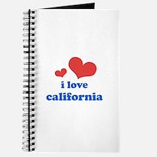 I Love California Journal