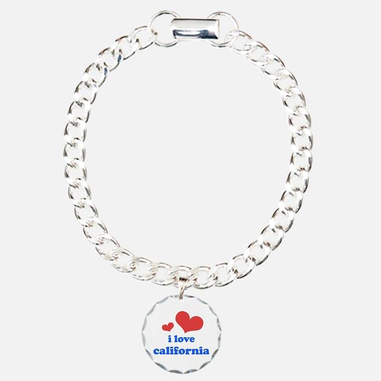 I Love California Bracelet