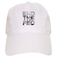 End the Fed Bernanke Baseball Cap