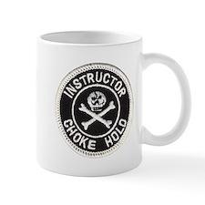 Choke Hold Instructor Mug