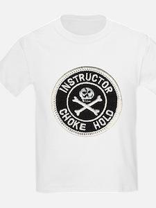Choke Hold Instructor T-Shirt
