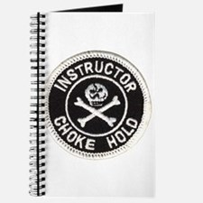 Choke Hold Instructor Journal