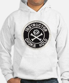 Choke Hold Instructor Hoodie