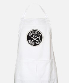 Choke Hold Instructor Apron