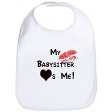 Babysitter Love Bib