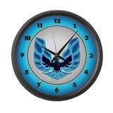 Firebird Wall Clocks
