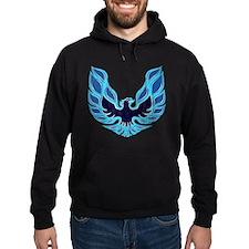 Firebird / Trans Am - Blue Hoodie