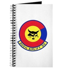 200th Airlift Squadron Journal