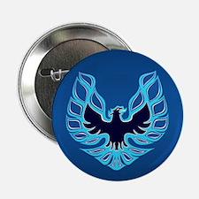 """Firebird / Trans Am - Blue 2.25"""" Button (10 pack)"""