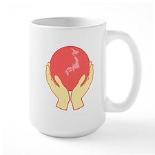 We Support Japan Mug