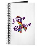 Autism I Do Believe Journal