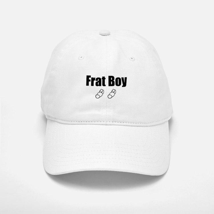 Frat Boy Baseball Baseball Cap