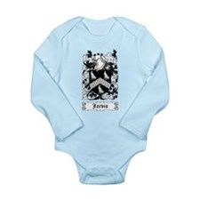 Jarvis Long Sleeve Infant Bodysuit
