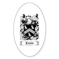 Jarvis Decal