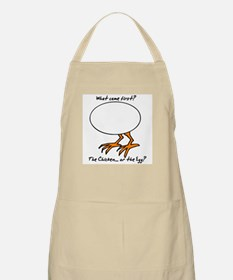 Eggs with Legs, BBQ Apron