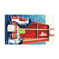 Buoy Marlins 38.5 x 24.5 Wall Peel