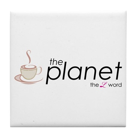 the L word Tile Coaster