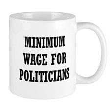 Minimum Wage Mug