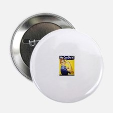 "We can do it 2.25"" Button (10 pack)"