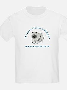 Fast & Furriest Kids T-Shirt