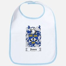 James II Bib