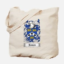 James II Tote Bag
