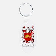 James I Keychains