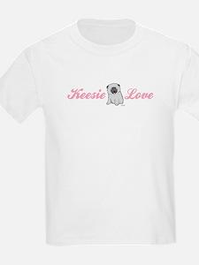 Keesie Love Kids T-Shirt
