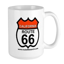 California Route 66 Mug