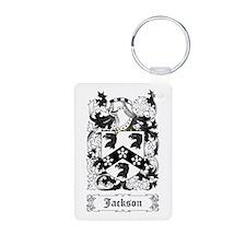 Jackson Keychains