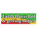 Earth Day is Hot and Getting Hotter