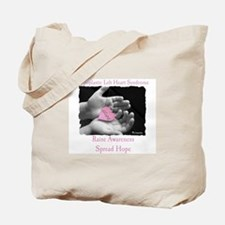 HLHS AWARENESS Tote Bag