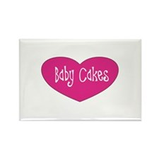 Baby Cakes Rectangle Magnet